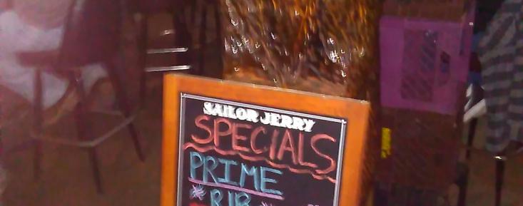 Opening night, LADIES night , PRIME RIB Special