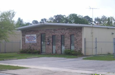 Webb's Heating & Air Conditioning LLC - Mobile, AL