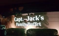 Capt Jack's Seafood Buffet