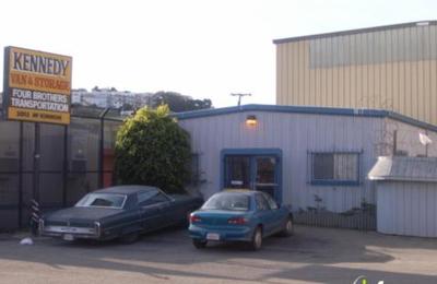 Kennedy Van & Storage Inc. - San Francisco, CA