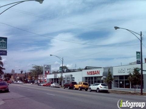 Mid City Nissan >> Mid City Nissan 3456 N Kedzie Ave Chicago Il 60618 Yp Com