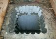"R&R Professional Concrete Cutting Inc, R&R Concrete Cutting - Bountiful, UT. finished opening 26""x26""x20""deep"