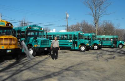 Wilbur R Dahmer Bus Co - Xenia, OH