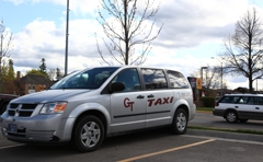 Glacier Taxi