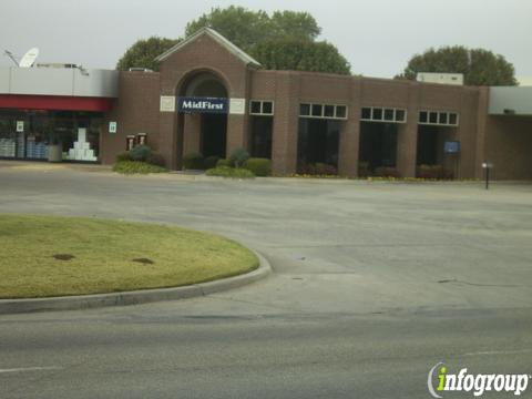 Midfirst bank weatherford ok
