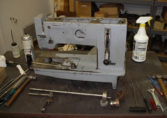 George Givens & Son Sewing Machine Specialists - Mobile, AL