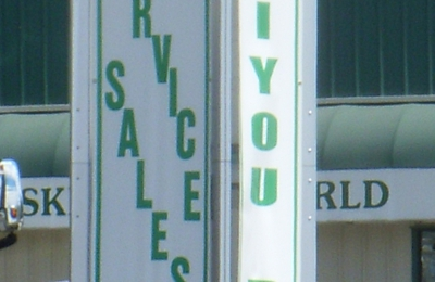 Siskiyou Rv World - Grants Pass, OR