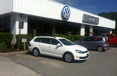 Balise Volkswagen - West Warwick, RI