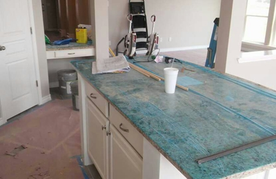 Cjs Construction Cleaning Services - Corpus Christi, TX. Before a clean