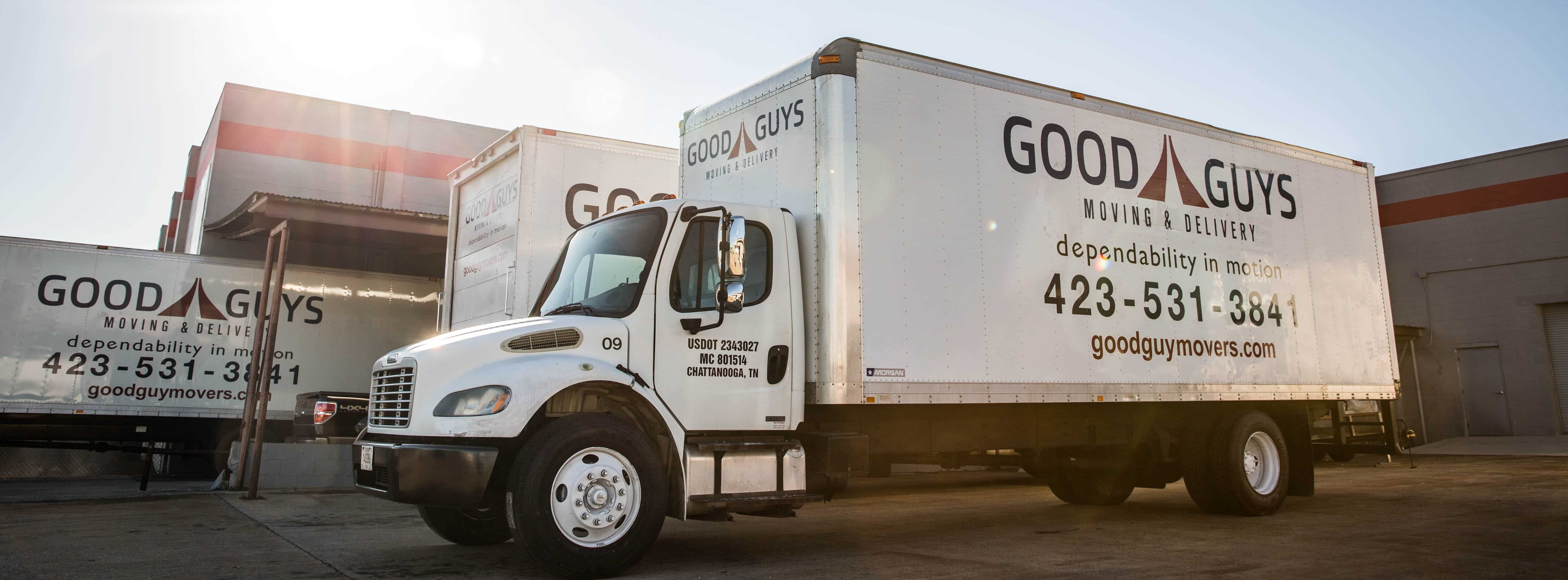 Good Guys Moving and Delivery 520 W 31st St, Chattanooga ...