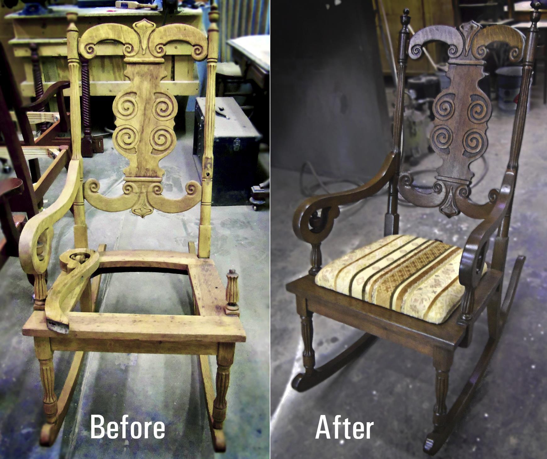 Second Nature Furniture Restoration 594