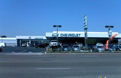 Jimmie Johnson's Kearny Mesa Chevrolet - San Diego, CA