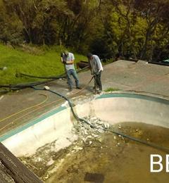Bay Area Pool Demolition - Morgan Hill, CA