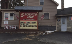 5 Points Bar, Restaurant & Deli