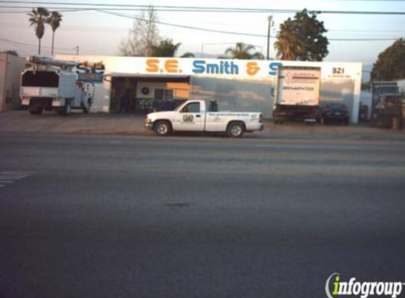 S E Smith & Sons - Azusa, CA
