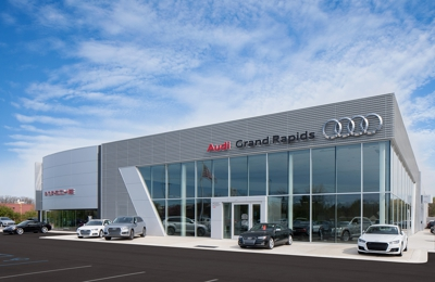 Audi Grand Rapids Th St SE Grand Rapids MI YPcom - Audi grand rapids