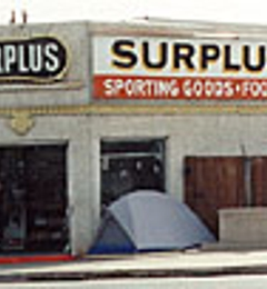 Army & Navy Surplus Store - Englewood, CO