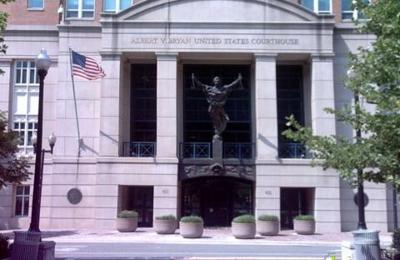 US District Court - Alexandria, VA