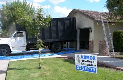 Armor Roofing - Modesto, CA