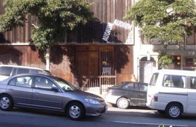 Audium-Theatre Of Sound - San Francisco, CA