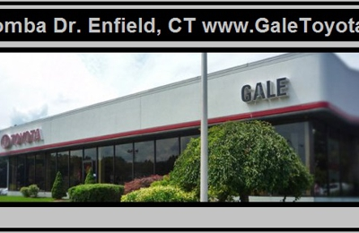 Gale Toyota Enfield Ct