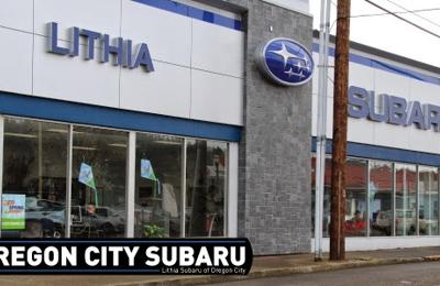Lithia Subaru of Oregon City - Oregon City, OR