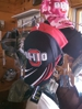 Hat, hats & more hats. Fishing, OSU, etc.