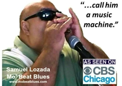 Mo' Beat Blues Corporate Event Live Entertainment Show - Portage, IN. Music Machine!