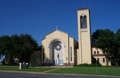 St Louis Catholic Church - Waco, TX. St. Louis Catholic Church