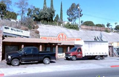 A-1 Equipment Rental - La Mesa, CA