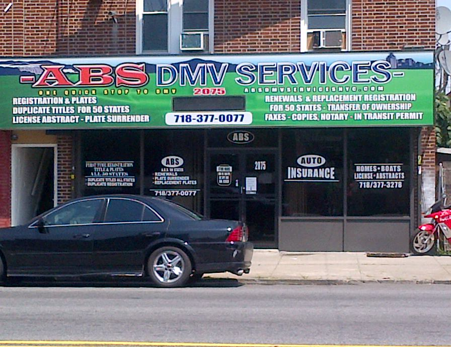 ABS DMV Services 2075 Utica Ave, Brooklyn, NY 11234 - YP com