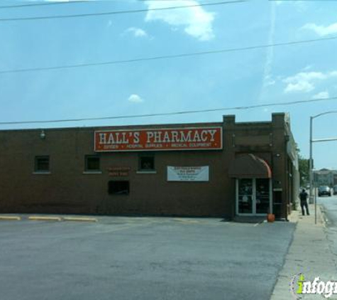 Hall's Specialty Pharmacy - Fort Worth, TX