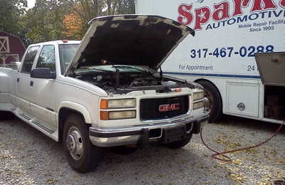 Sparks Automotive Mobile - Greenfield, IN