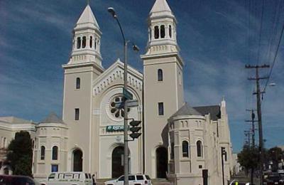 Star Of The Sea Church - San Francisco, CA