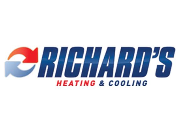 Richard's Heating & Cooling - Lindenhurst, NY