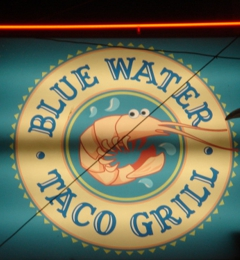 Blue Water Taco Grill - Seattle, WA