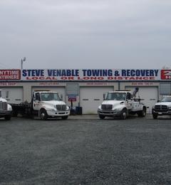 Steve Venable Wrecking Service - Winston Salem, NC