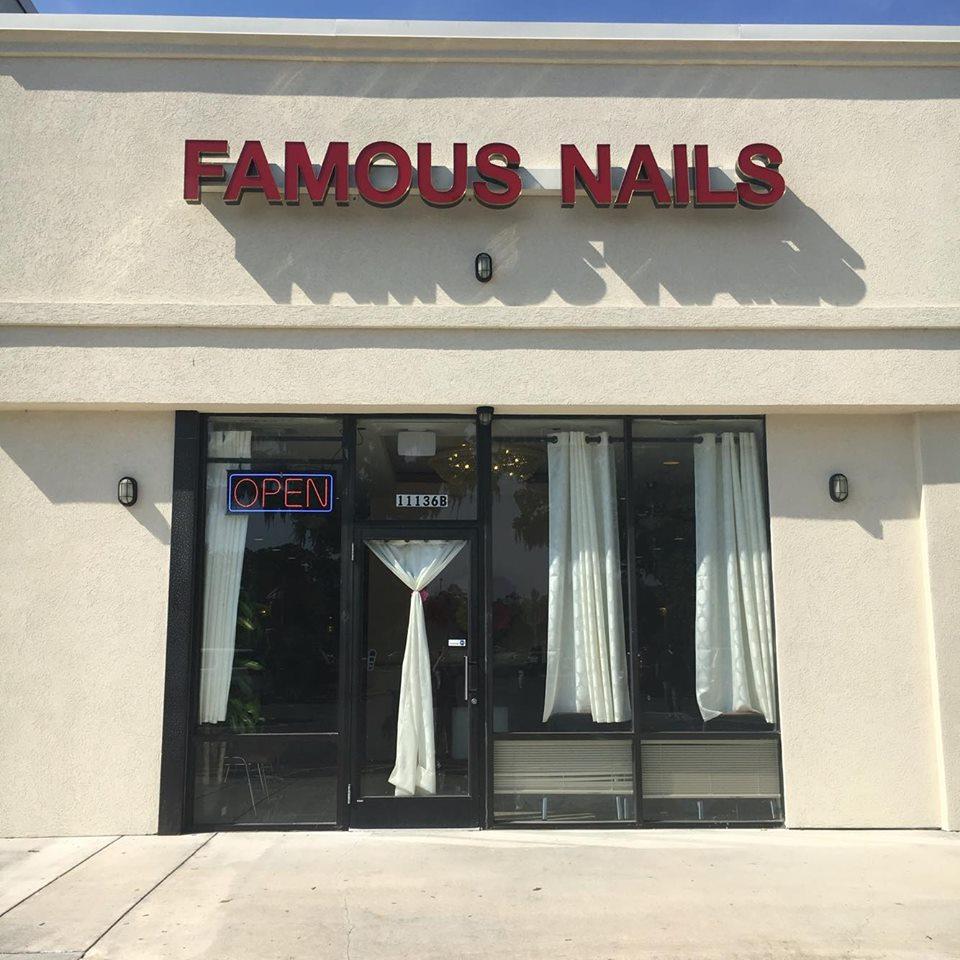 Famous Nails 11136_B Abercorn St, Savannah, GA 31419 - YP.com