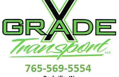 X Grade Transport - Rockville, IN