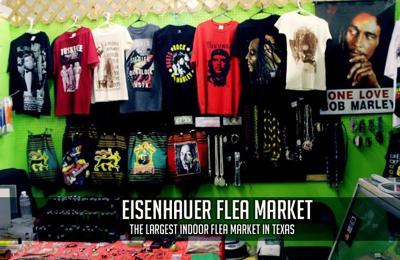 Eisenhauer Road Flea Market - San Antonio, TX