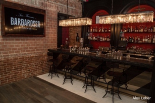 Barbarossa Lounge - Interior