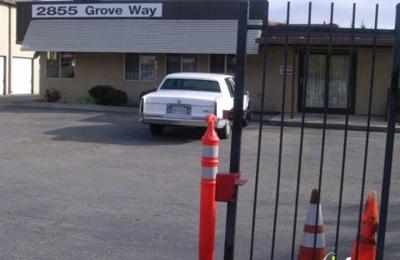 Grove Way Mini Storage   Castro Valley, CA