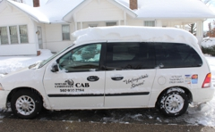 Shelby Christian Cab
