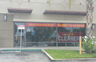 Glory Cleaners - Santa Clarita, CA. Front of the building