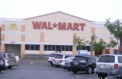 Walmart - Connection Center - Martinez, CA