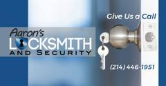 Aaron's Locksmith & Security - Dallas, TX