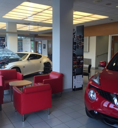 Nalley Nissan Of Atlanta 5211 Peachtree Industrial Blvd