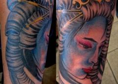 Black Diamond Tattoo - Venice, CA