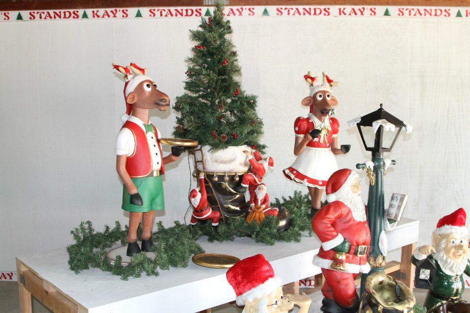 Kringles For Christmas.Kay Kringles Christmas Trees 8805 Highway 41 Fresno Ca
