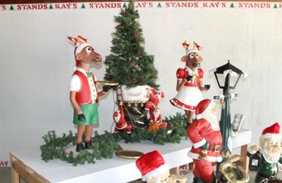 Kay Kringles Christmas Trees   Fresno, CA